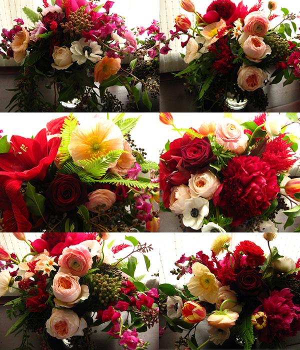 Blumen, Tischschmuck,