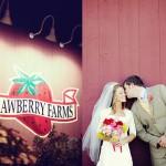 Rose & Ben: Hochzeit auf dem Bauernhof