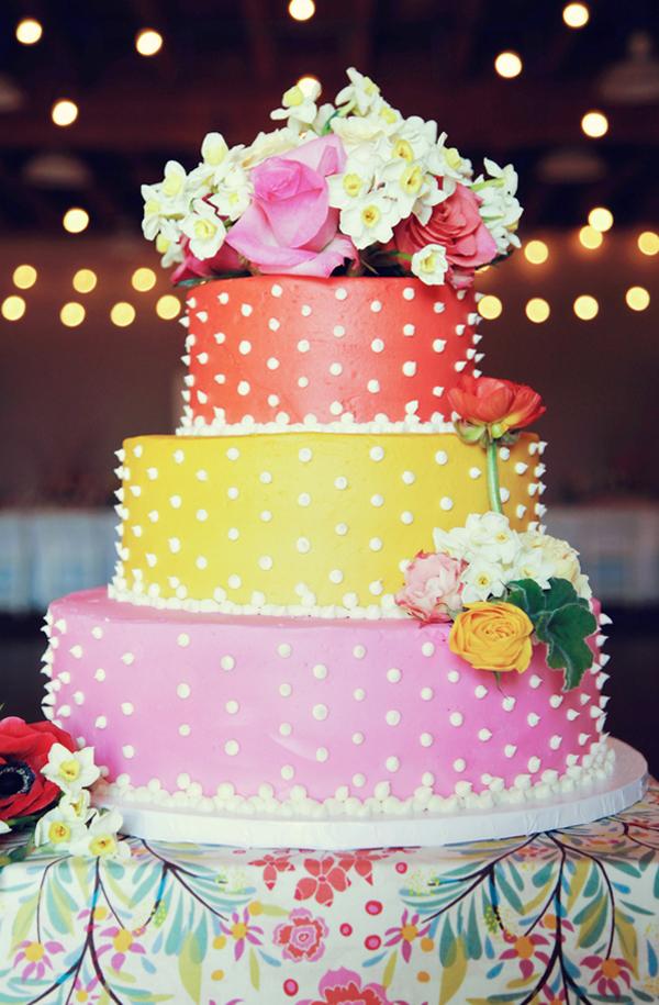 Hochzeit, Hochzeitskuchen