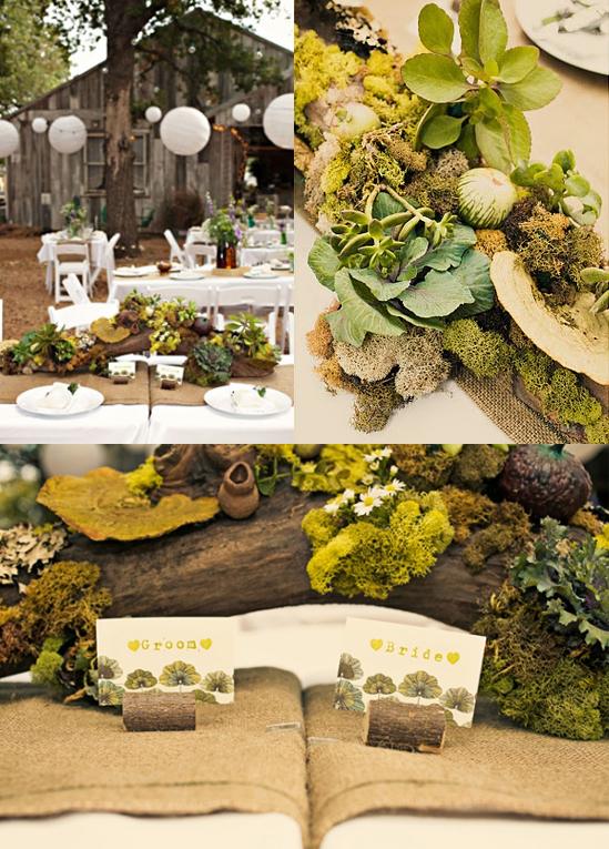 Herbst Tischdeko Natur Herbst Tischdeko Im Natur Look 20
