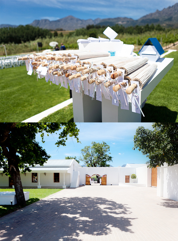Hochzeit, Location