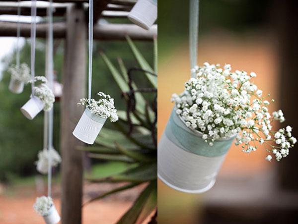 Blumen Deko DIY