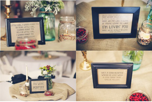 Empfang, Hochzeitsfest, Deko, DIY