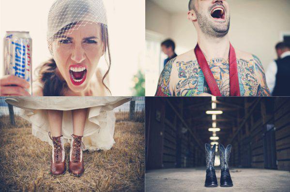 Hochzeitspaar, Schuhe, Accessoires