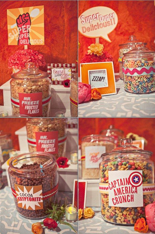 Hochzeit, Candy Bar