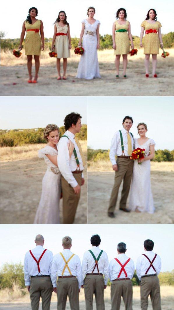 Hochzeit, Styling, Trauzeugen