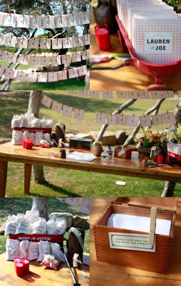 Hochzeit, Gästebuch, Kirchenprogramm
