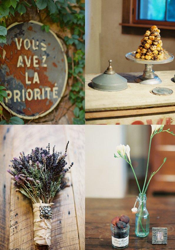 Hochzeit, Farbschema, Farbpalette, französisch, Lavendel,