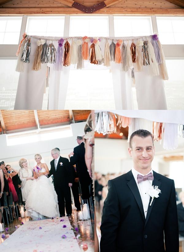 Hochzeit, Trauung, Kirchendeko, Aisle