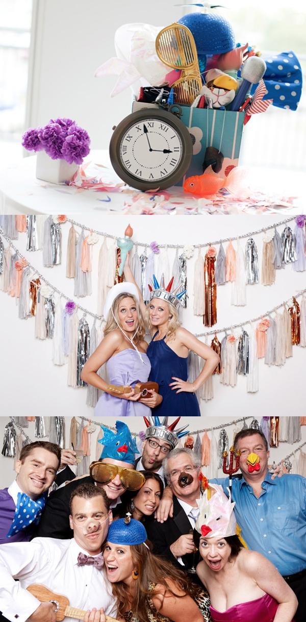 Hochzeit, Photobooth