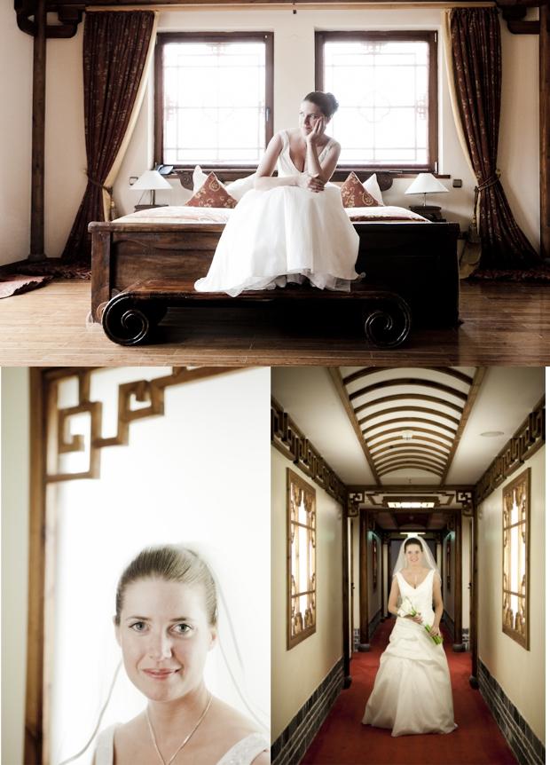 Hochzeit, Vorbereitung, getting ready, Braut
