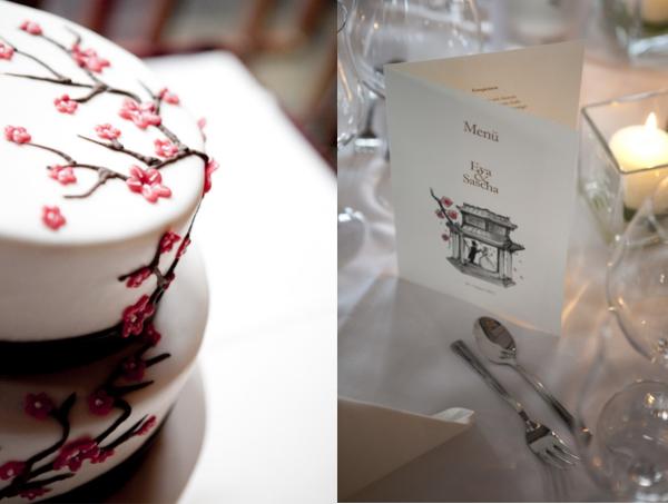 Hochzeit, Feier, Torte