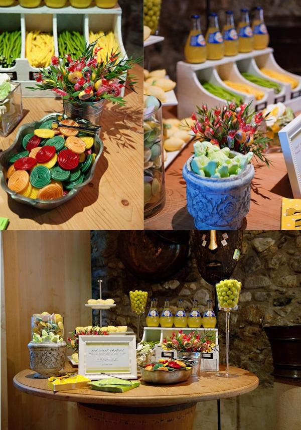 Candy Bar, Hochzeit