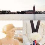 Hochzeit in Schwarzweiß – Hanna & Corrie