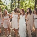 Was eine schöne Braut wirklich ausmacht – Sallie & Nathan