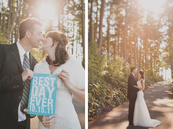 Hochzeit, Paarfoto