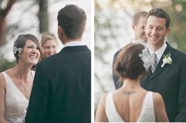Hochzeit, Trauung, Trauung im Wald