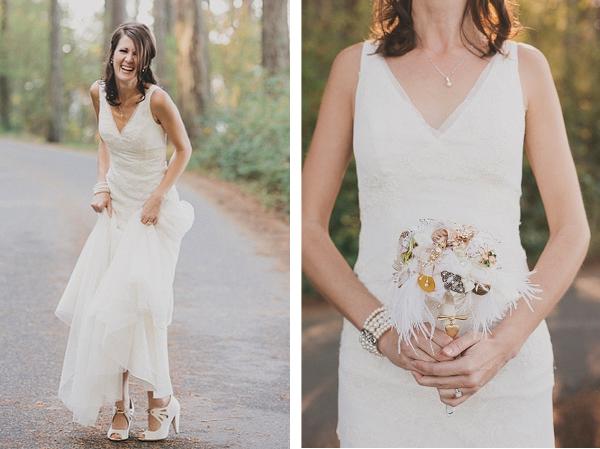 Hochzeit, Brautstrauß
