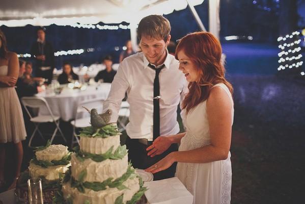 Hochzeit, Hochzeitstorte