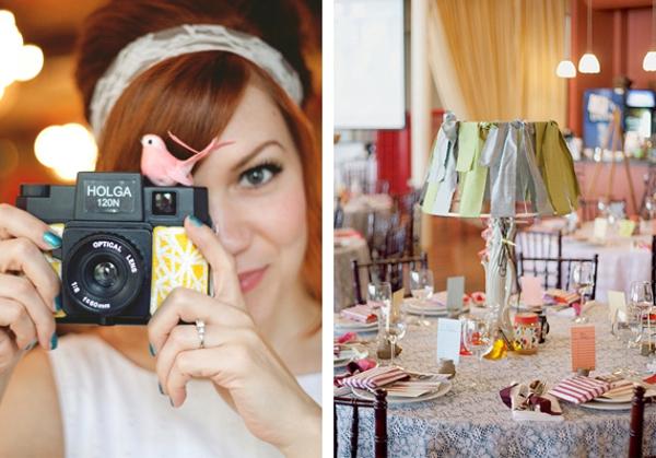 Hochzeit, Feier, Fotoapperate