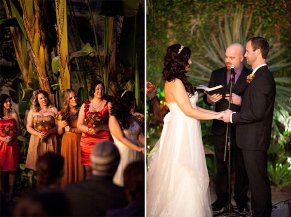 Hochzeit, Zeremonie