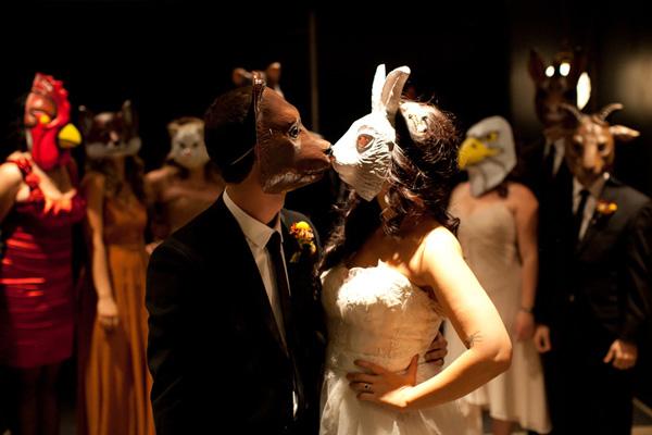 Hochzeit, Paarfoto, Gruppenfoto, Trauzeugen