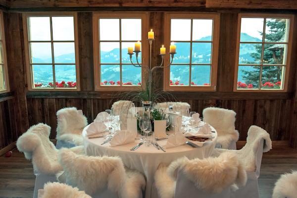 Hochzeit, Empfang, Feier, Dekoration