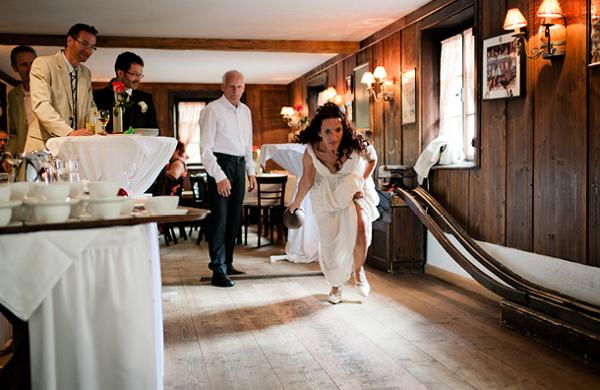 Hochzeit, Braut, Programm
