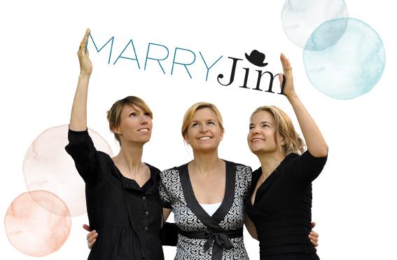 Jims Engel: Nina, Ulrike und xyz