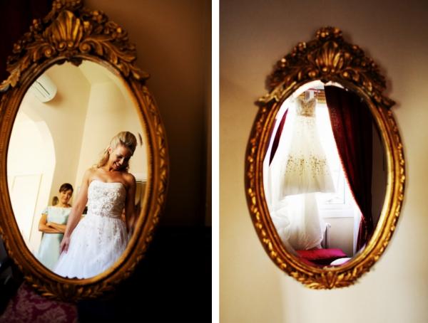 Hochzeit, Brautkleid, Braut,
