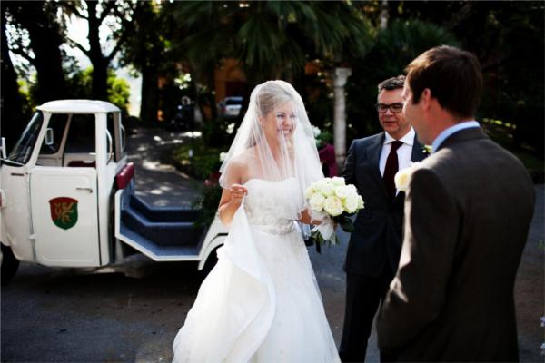 Braut, Hochzeit