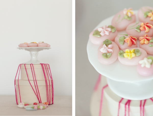 Candytable, Pralines, Pink
