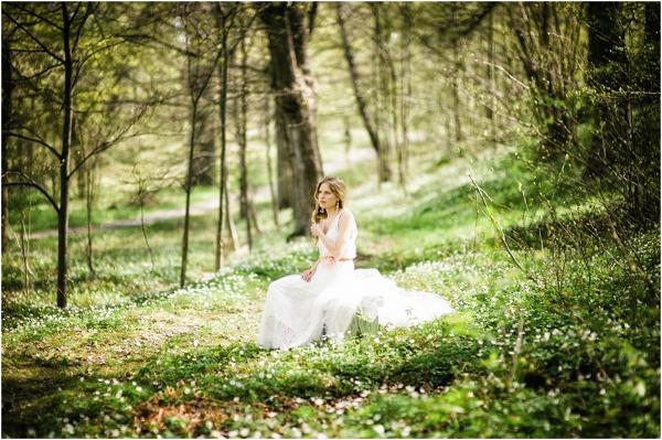 Hochzeit, Braut, Schweden, Frühling