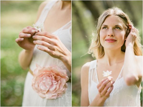 Braut, Blütengürtel, Schweden