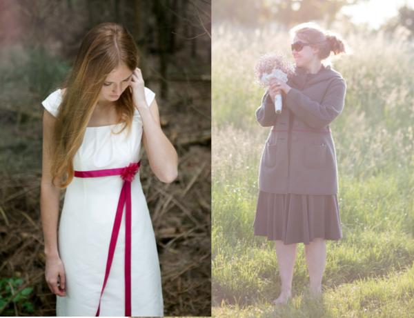 Hochzeit, Brautkleid, Noni-Mode