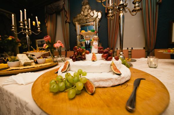 Hochzeit, Torte, Käsetorte, Hochzeitstorte