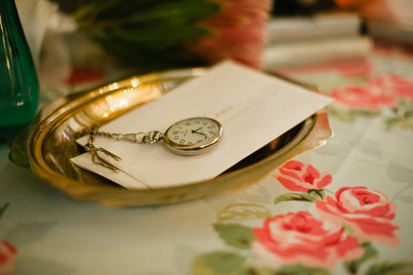 Hochzeit, Details, Uhr