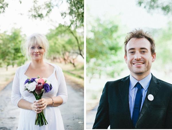 Hochzeit, Brautpaar