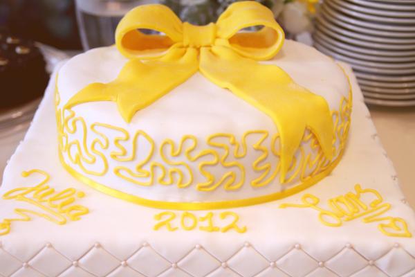 Katholisch Orthodoxe Trauung In Gelb Grau Weiss Verruckt Nach Hochzeit