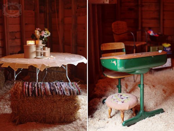 Hochzeit, Scheunenhochzeit, vintage, Möbel, Flohmarkt