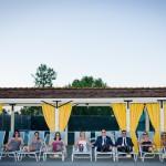 farbexplosive Hochzeit in Palm Springs
