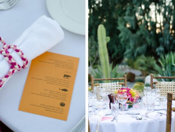 Verrueckt nach Hochzeit, JohnDRussell, PalmSprings, Tischdeko