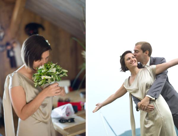 Brautkleid, Hochzeit, Michel Mayer, Brautmode