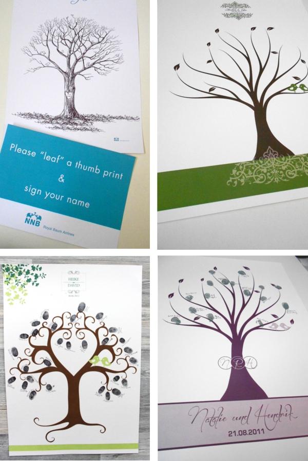 Hochzeit, Gästebuch, Wedding Republic, Weddingtree