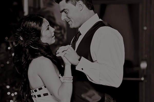 Hochzeit, Reportage, erster Tanz