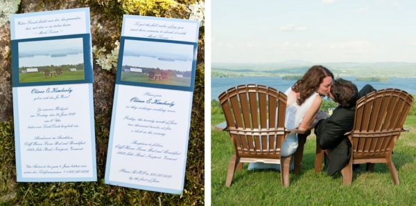 Verrueckt nach Hochzeit, Einladung