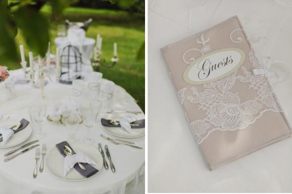 Verrückt nach Hochzeit, Fingerhut, Daniela Reske, Gästebuch
