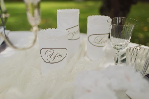 Verrückt nach Hochzeit, Fingerhut, Daniela Reske, Windlichter
