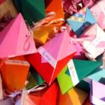 DIY-Workshop: Origami-Verpackungen für eure Gastgeschenke