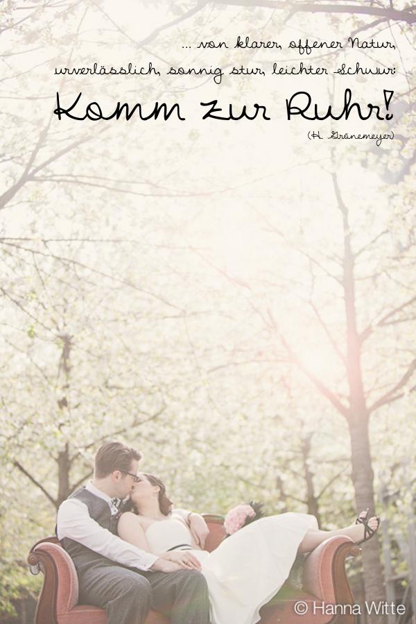 Hochzeit, Ruhrgebiet, Landschaftspark Nord, Duisburg, Verrückt nach Hochzeit, Komm zur Ruhr